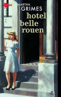 Okładka książki Hotel Belle Rouen