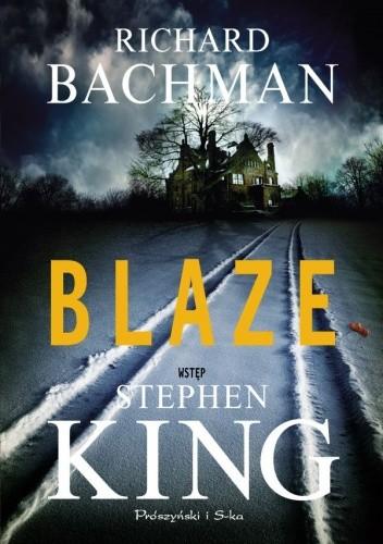 Okładka książki Blaze