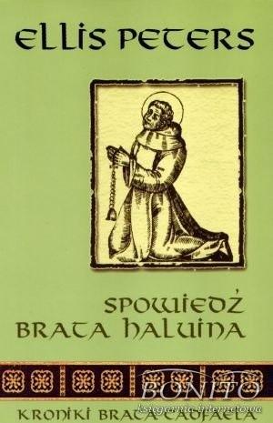 Okładka książki Spowiedź brata Haluina