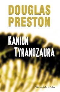 Okładka książki Kanion Tyranozaura