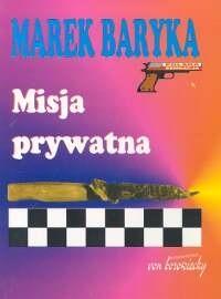 Okładka książki Misja prywatna