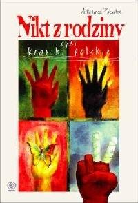 Okładka książki Nikt z rodziny