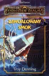 Okładka książki Zawoalowany smok