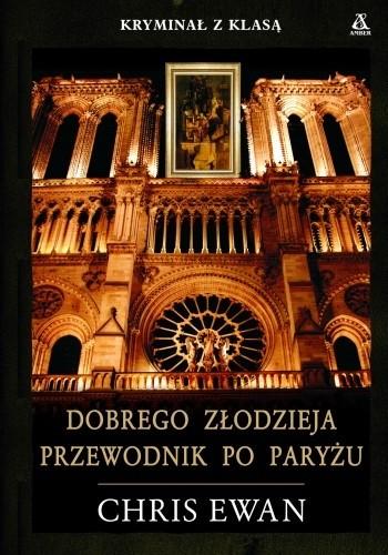 Okładka książki Dobrego złodzieja przewodnik po Paryżu