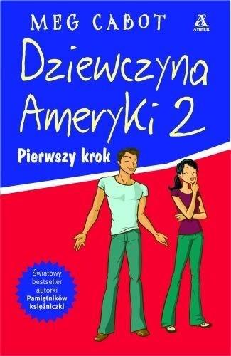 Okładka książki Dziewczyna Ameryki 2. Pierwszy krok