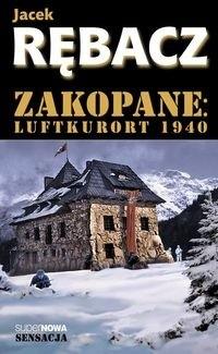 Okładka książki Zakopane: Luftkurort 1940