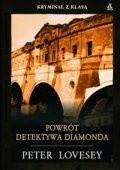 Okładka książki Powrót detektywa Diamonda