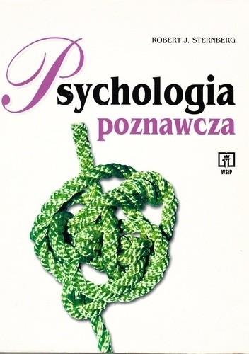 Okładka książki Psychologia poznawcza