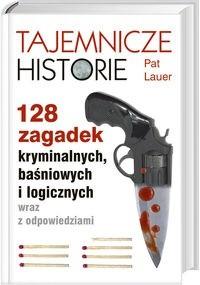 Okładka książki Tajemnicze historie
