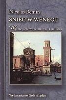 Okładka książki Śnieg w Wenecji