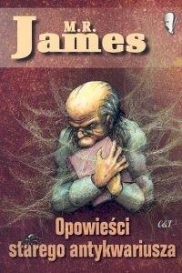 Okładka książki Opowieści starego antykwariusza