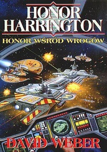 Okładka książki Honor wśród wrogów