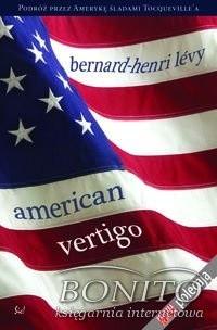 Okładka książki American Vertigo