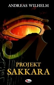 Okładka książki Projekt Sakkara