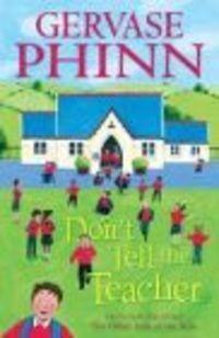 Okładka książki Don't Tell the Teacher (audiobook)