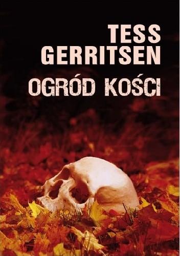Okładka książki Ogród kości