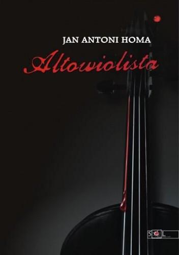 Okładka książki Altowiolista