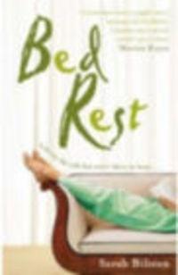 Okładka książki Bed Rest