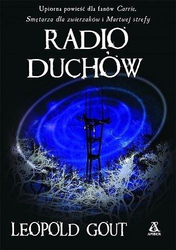 Okładka książki Radio duchów