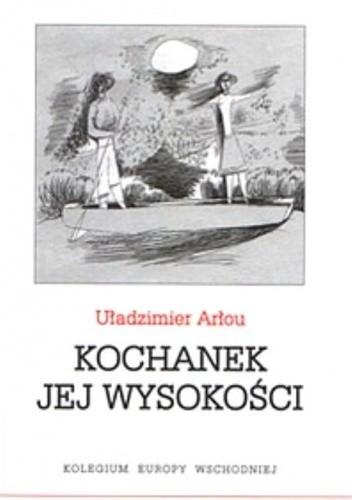 Okładka książki Kochanek jej wysokości