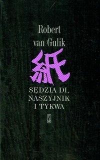 Okładka książki Sędzia Di, naszyjnik i tykwa