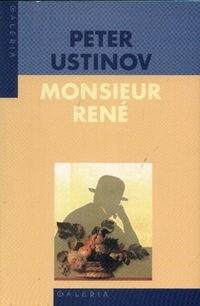 Okładka książki Monsieur Rene