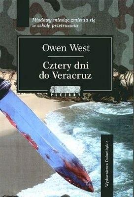 Okładka książki Cztery dni do Veracruz