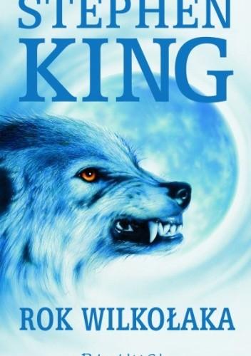 Okładka książki Rok wilkołaka