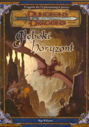 Okładka książki Głęboki Horyzont