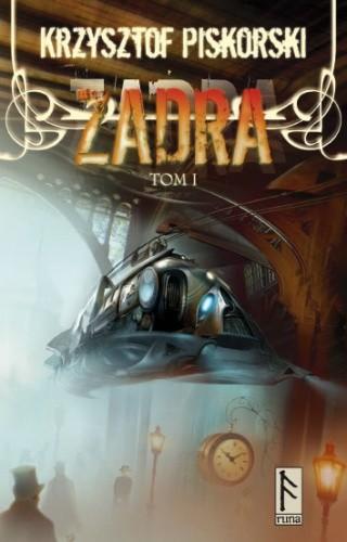 Okładka książki Zadra. Tom 1