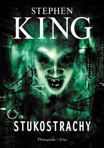 Okładka książki Stukostrachy
