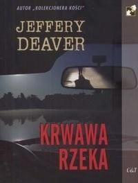 Okładka książki Krwawa rzeka