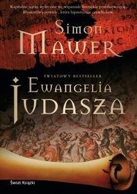 Okładka książki Ewangelia Judasza