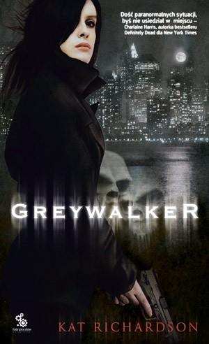 Okładka książki Greywalker