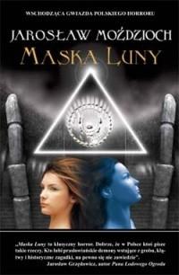 Okładka książki Maska Luny
