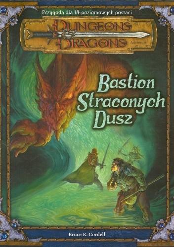 Okładka książki Bastion Straconych Dusz