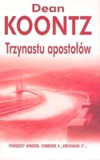 Okładka książki Trzynastu apostołów