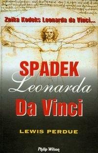 Okładka książki Spadek Leonarda da Vinci