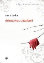 Okładka książki Dziewczyna z zapałkami