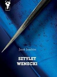 Okładka książki Sztylet wenecki