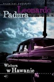 Okładka książki Wichura w Hawanie