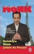 Okładka książki Detektyw Monk jedzie do Paryża