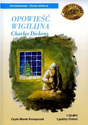 Okładka książki Opowieść Wigilijna - audiobook