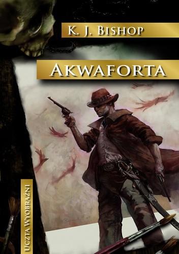 Okładka książki Akwaforta