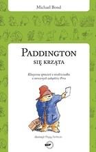 Okładka książki Paddington się krząta