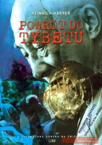 Okładka książki Powrót do Tybetu
