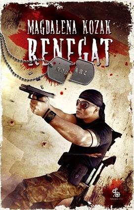 Okładka książki Renegat