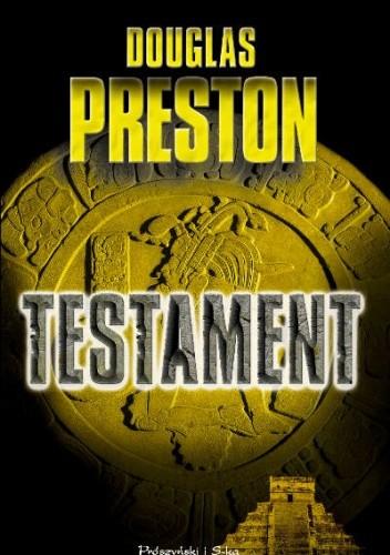 Okładka książki Testament
