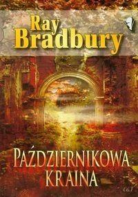 Okładka książki Październikowa kraina