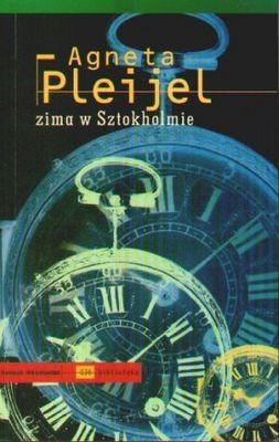 Okładka książki Zima w Sztokholmie